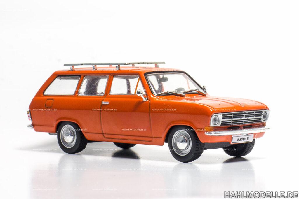 Modellauto Opel   hahlmodelle.de   Opel Kadett B CaraVan