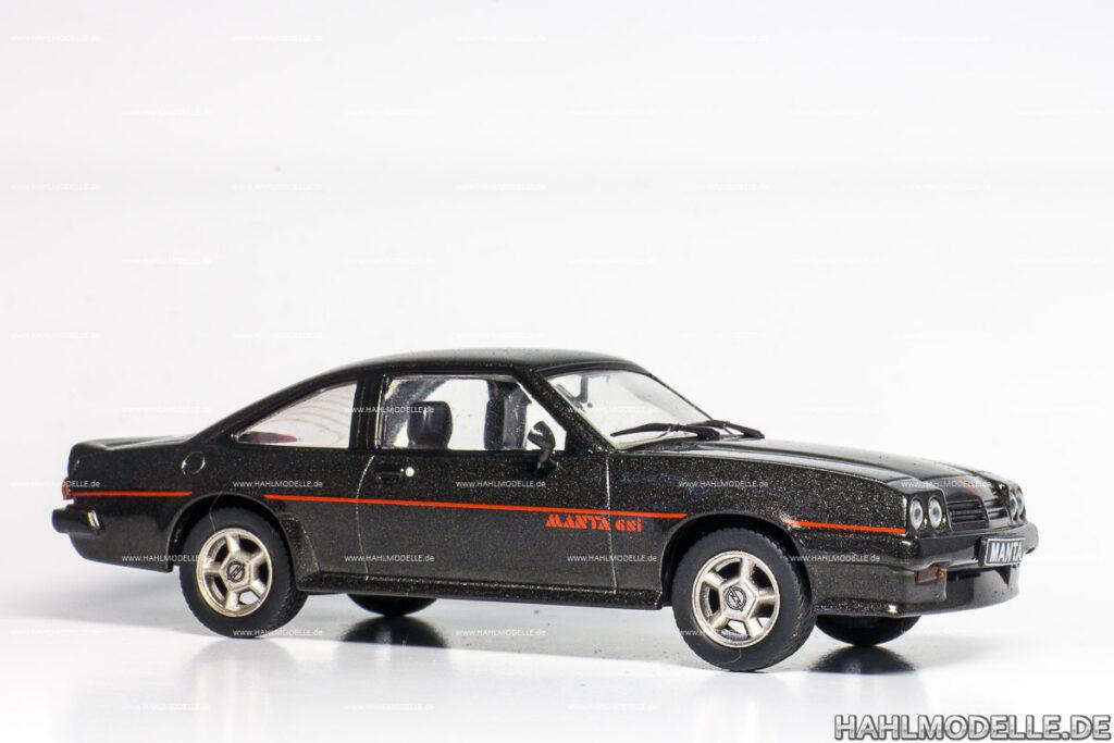 Modellauto Opel | hahlmodelle.de | Opel Manta B GSi