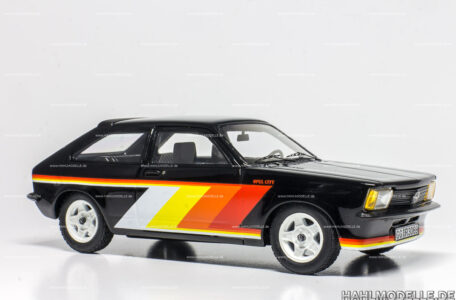 Modellauto Opel | hahlmodelle.de | Opel Kadett C City Irmscher