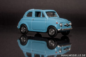 hahlmodelle.de | FIAT Nuova 500