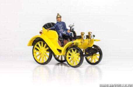 Modellauto Opel | hahlmodelle.de | Opel Patentmotorwagen, System Lutzmann, Zweisitzer