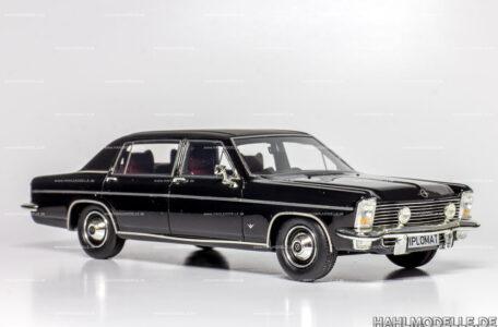 Modellauto Opel | hahlmodelle.de | Opel Diplomat B Langversion (Vogt)