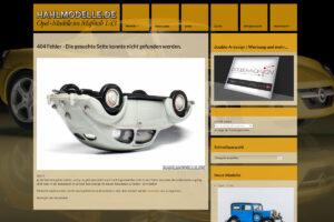 hahlmodelle.de | VW Brezelkäfer