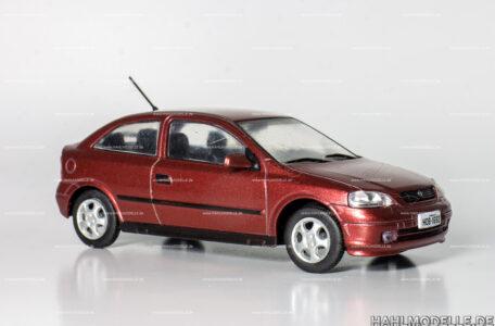 Modellauto Opel | hahlmodelle.de | Opel Astra G, Limousine