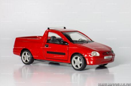 Modellauto Opel | hahlmodelle.de | Opel Corsa B PickUp