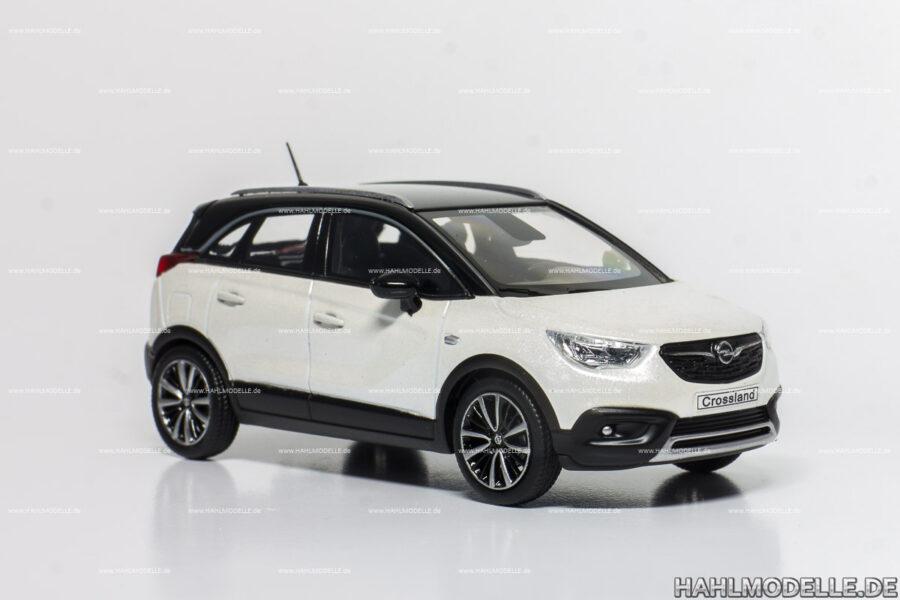 Modellauto Opel | hahlmodelle.de | Opel Crossland X