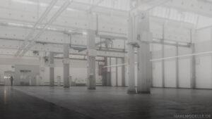hahlmodelle.de   Die Fabrikhalle passend zur Montage