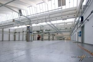 hahlmodelle.de   Die Fabrikhalle im Original