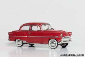 hahlmodelle.de | 1956er Limousine als Frontspender