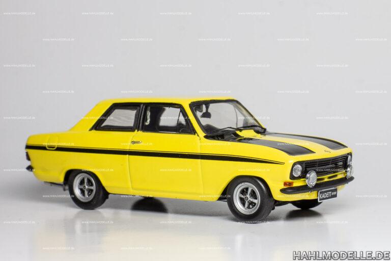 Modellauto Opel | hahlmodelle.de | Opel Kadett B Limousine