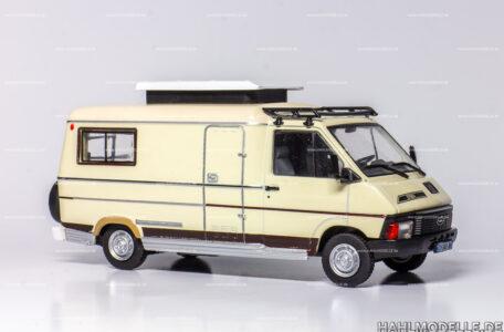 Modellauto Opel | hahlmodelle.de | Opel Arena Eriba 520, Campingmobil