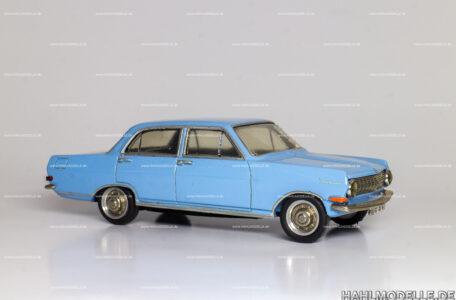 Modellauto Opel | hahlmodelle.de | Opel Rekord A, Limousine
