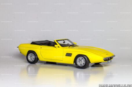 Modellauto Opel | hahlmodelle.de | Intermeccanica Indra, Cabriolet