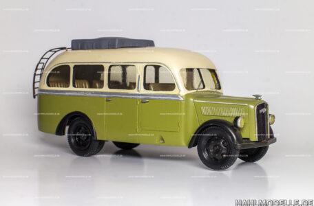 Modellauto Opel | hahlmodelle.de | Opel Blitz Fahrgestell 1,5 to, Typ 2,5-45, Bus