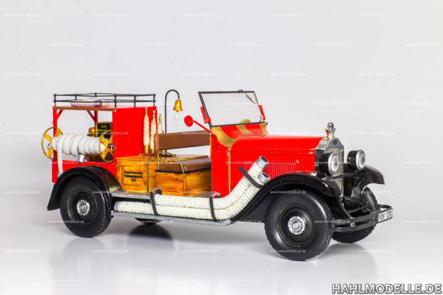 Modellauto Opel | hahlmodelle.de | Opel 10/40 PS, Tragkraftspritzenfahrzeug