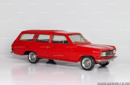 Modellauto Opel | hahlmodelle.de | Opel Rekord B, CarAVan, Kombi