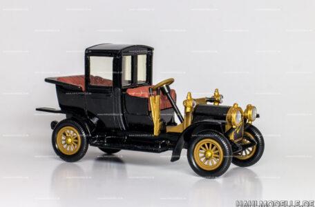 Modellauto Opel | hahlmodelle.de | Opel 8/14 PS, Kraftdroschke, Landaulet