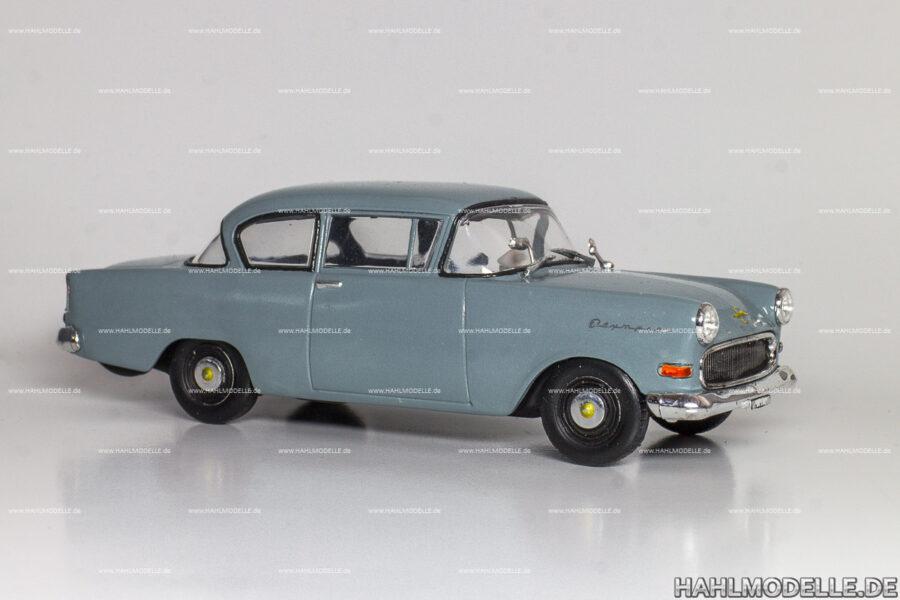 Modellauto Opel | hahlmodelle.de | Opel Olympia P1, Limousine