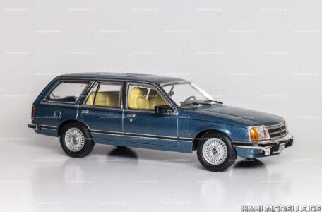 Modellauto Opel | hahlmodelle.de | Opel Commodore C, Voyage, Kombi