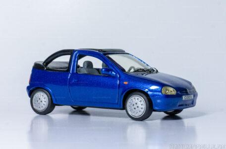 Modellauto Opel | hahlmodelle.de | Opel Corsa B Cabriolet (Holden SB Barina)