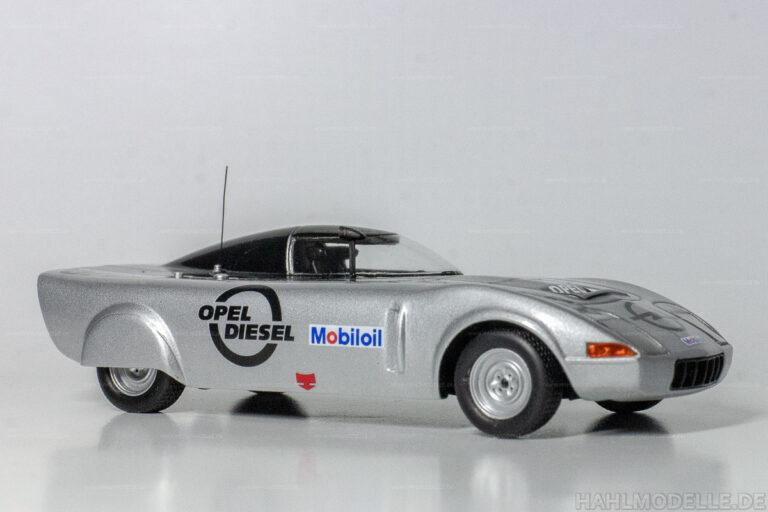 Opel GT Diesel, Experimentalfahrzeug