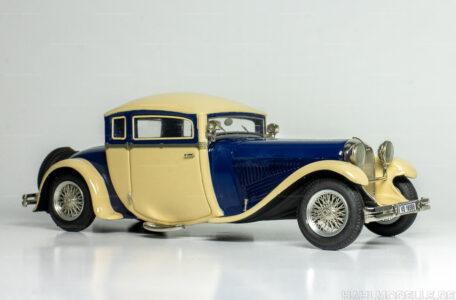 Modellauto Opel | hahlmodelle.de | Opel Regent (Karosserie Kruck)