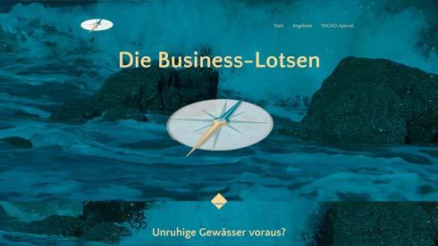 Die Business-Lotsen | Wir bringen Sie beruflich auf Kurs – kompetent, kreativ, kompakt.