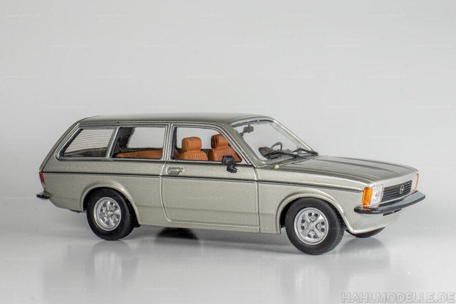Modellauto Opel   hahlmodelle.de   Opel Kadett C2, CarAVan, Kombi, Minichamps