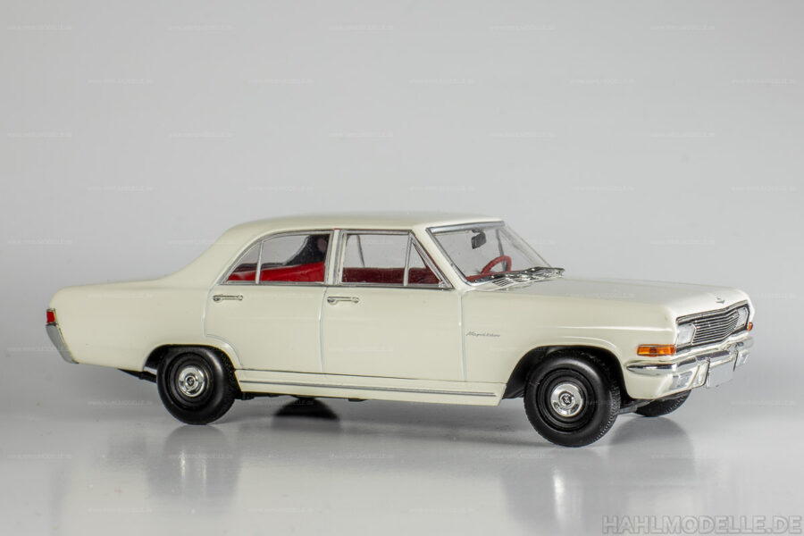 Modellauto Opel | hahlmodelle.de | Opel Kapitän A, Limousine, Minichamps