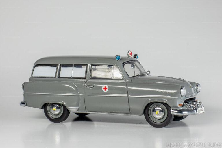 Opel Olympia Rekord 1953, CarAVan, Kombi, Krankenwagen