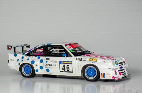 Modellauto Opel | hahlmodelle.de | Opel Manta B VLN Tourenwagen, Minichamps