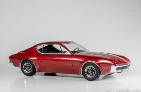 Modellauto Opel | hahlmodelle.de | Opel Prototyp 3, Coupé, (Studie), Avenue 43