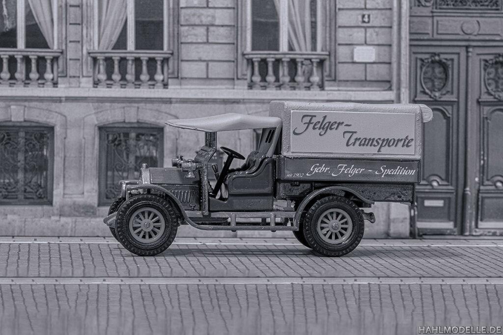 Modellauto Opel | hahlmodelle.de | 4/8 PS Lieferwagen