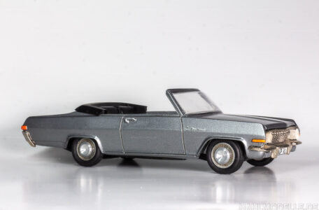 Modellauto Opel   hahlmodelle.de   Opel Diplomat A Cabriolet Karmann