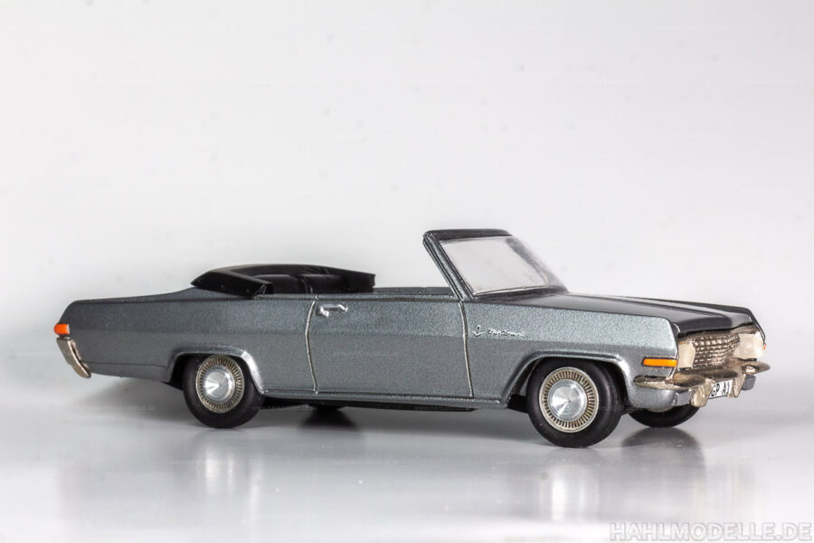Modellauto Opel | hahlmodelle.de | Opel Diplomat A Cabriolet Karmann