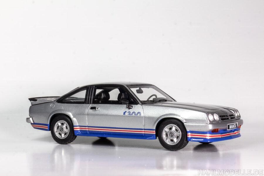 Modellauto Opel | hahlmodelle.de | Opel Manta B i200