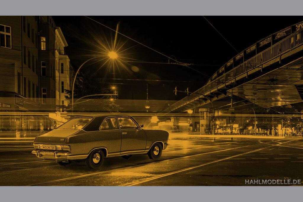 Modellauto Opel | hahlmodelle.de | Olympia A