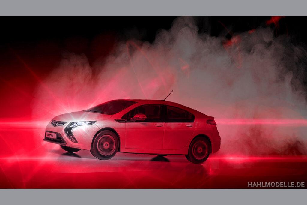 Modellauto Opel | hahlmodelle.de | Ampera