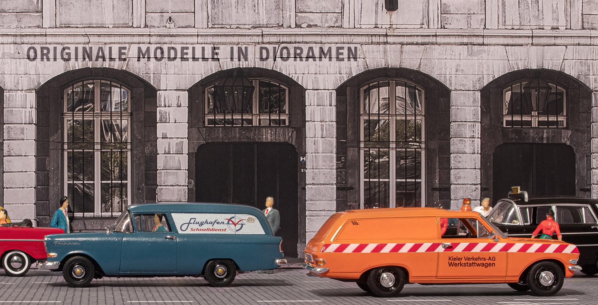 hahlmodelle.de | Modelle in Dioramen