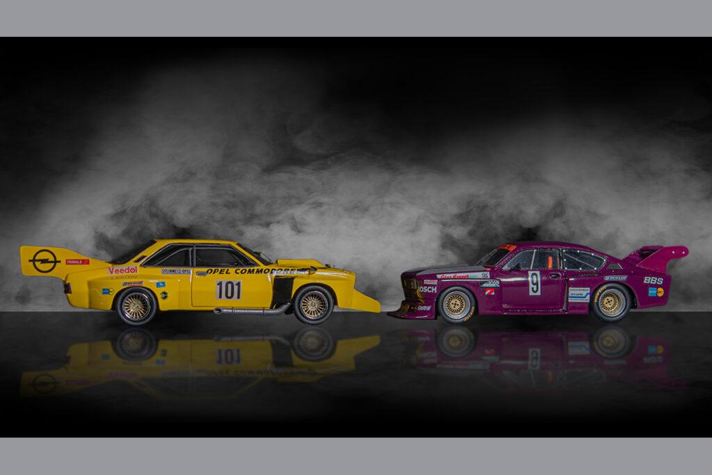 Modellauto Opel | hahlmodelle.de | Zwei Flügelmonster