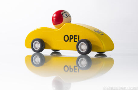 Modellauto Opel | hahlmodelle.de | Spielzeug Holzmodell