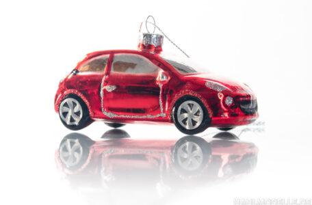 Modellauto Opel | hahlmodelle.de | Opel Adam - Weihnachtsbaum-Schmuck