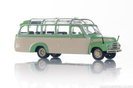 Modellauto Opel | hahlmodelle.de | Opel Blitz Lastkraftwagen 1,75 to, Bus