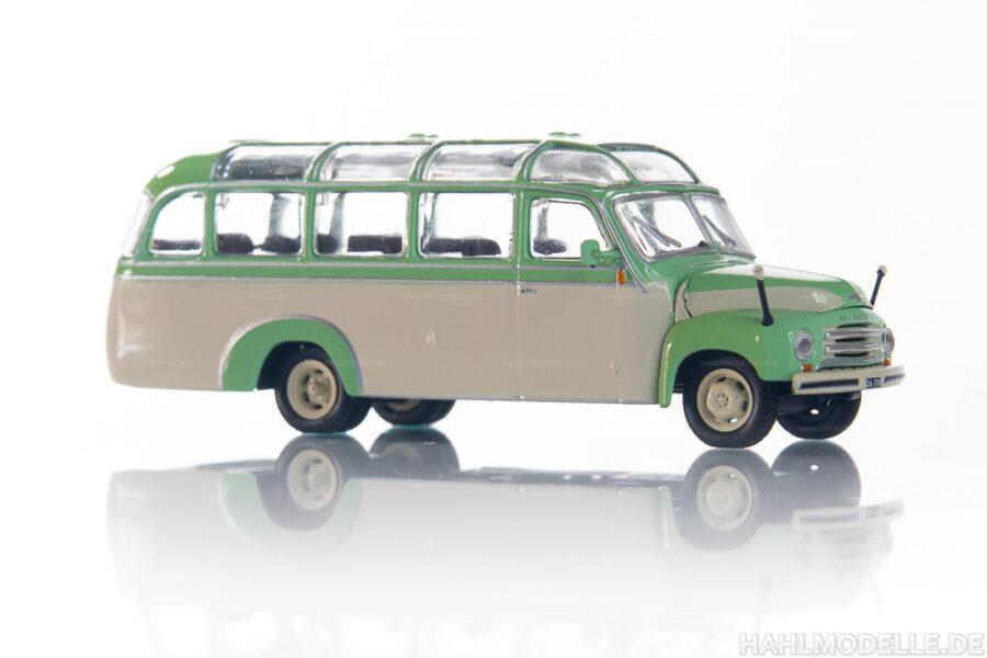 Modellauto Opel   hahlmodelle.de   Opel Blitz Lastkraftwagen 1,75 to, Bus