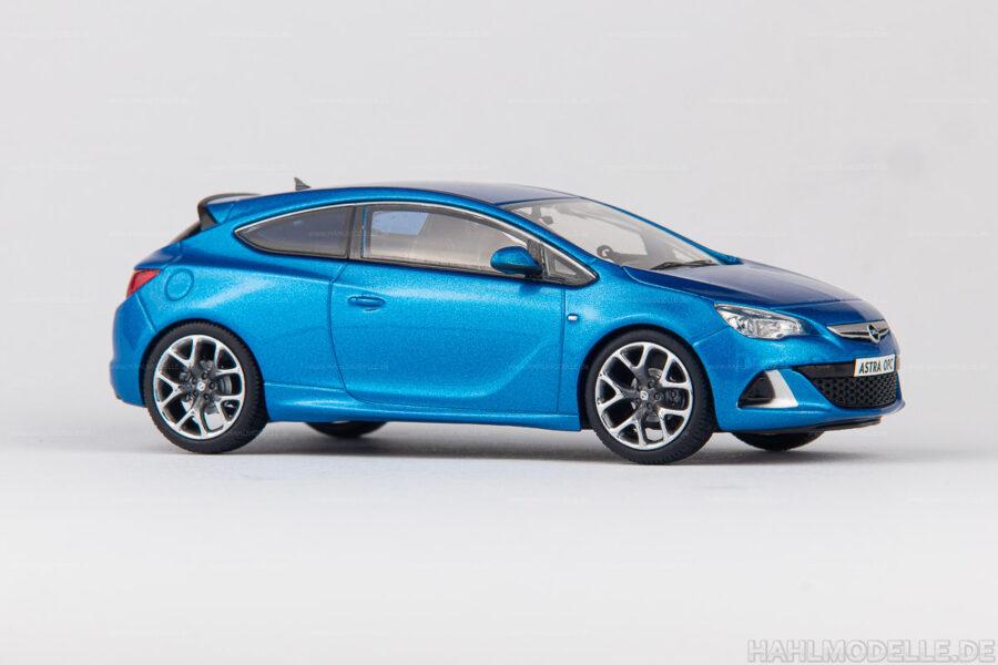 Modellauto Opel | hahlmodelle.de | Opel Astra J GTC OPC