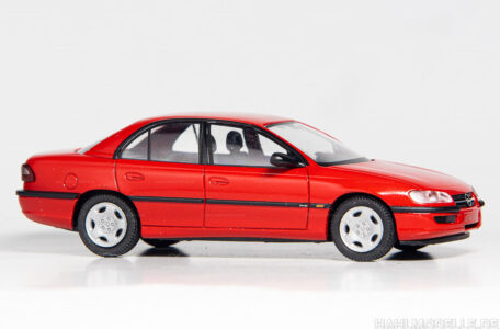 Modellauto Opel | hahlmodelle.de | Opel Omega B MV-6, Limousine