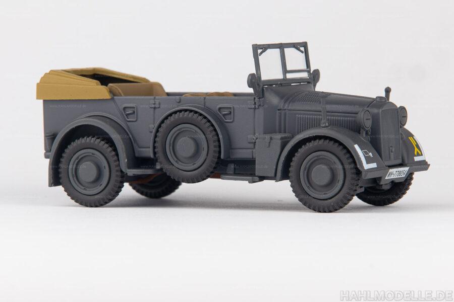 Modellauto Opel | hahlmodelle.de | Einheits-PKW m.gl.PKW (m.E.PKW), Version von Opel