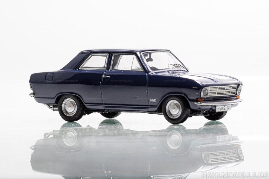 Modellauto | hahlmodelle.de | Opel Kadett B, Limousine