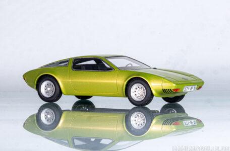 Modellauto | hahlmodelle.de | Opel GT/W Genève Concept