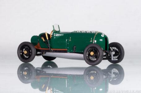 "Modellauto | hahlmodelle.de | Opel Grand-Prix Rennwagen ""Grünes Monster"""